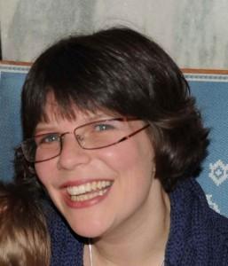 Kristin Kjæret, daglig leder i FIAN Norge